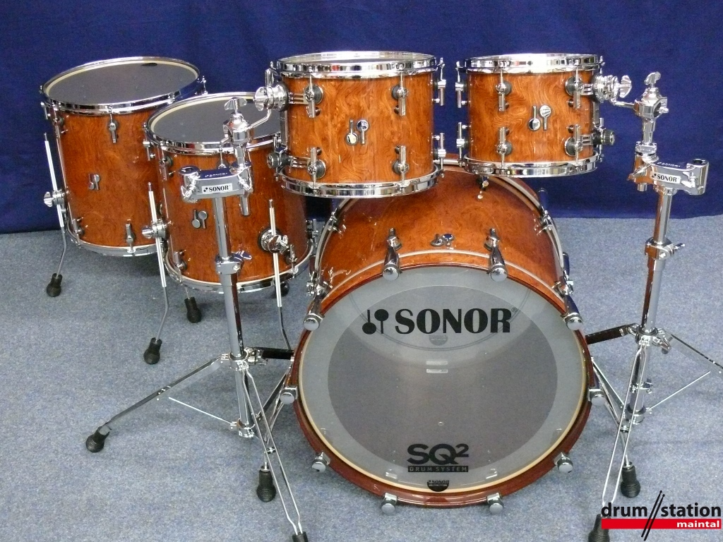 Sonor Steve Smith 30th Anniversary Limited Edition Snaredrums - 14x5,5 ...