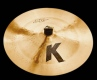 ZILDJIAN K-Custom - 19 Dark China - Traditional Finish