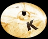 ZILDJIAN K-Custom - 22 Dark Complex Ride