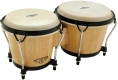 LP CP Traditional Bongos, Natural Wood CP221-AW