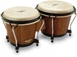 LP CP Traditional Bongos, Dark Wood CP221-DW