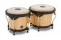 LP City Wood Bongos, Natural LP601NY-AW