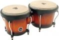 LP Aspire® Wood Bongos, Vintage Sunburst/Black LPA601-VSB
