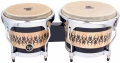 LP Aspire® Accent Wood Bongos, Scarab/Chrome LPA601-SCC