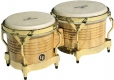 LP Matador® Wood Bongos, Natural/Gold Tone M201-AW