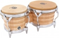 LP Generation II® Bongos with Traditional Rims, Natural/Chrome LP201A-2