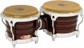 LP Generation II® Bongos, Wine Red/Chrome LP201AX-2DW