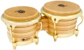 LP Generation II® Bongos, Natural/Gold LP201AX-2AW