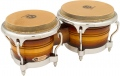 LP Generation II® Bongos, Matte Sunburst/Chrome LP201AX-2MSB