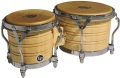 LP Generation III Wood Bongos /Chrome  Model: LP201A-3