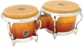 LP Generation II® Accent Eddie Montalvo Wood Bongos /Chrome  Model: LP201AX-2EM
