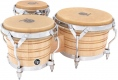 LP Generation III Triple Wood Bongos LP202-AW