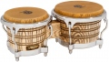 LP Galaxy® Giovanni Series Bongos, Natural/Chrome LP793X-C