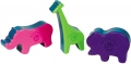 LP RhythMix® Animal Shakers 3-Piece Set LPR472-I