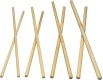 LP Wood Timbale Sticks, Hickory, 1/2
