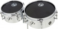LP Mini Timbales/Chrome Plated Steel LP845-K