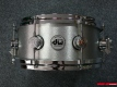 DW Collector's Series Metal Snaredrum