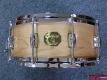 Gretsch USA Custom Solid Maple Snaredrum G5-5514SSM (3293)