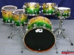 DW Collector's Series Maple Mahogany Exotic Shellset